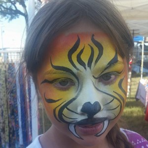Heavenly Crafts Face Painting