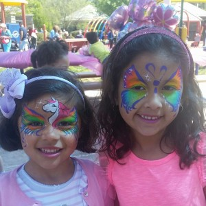 Heavenly Face Designs - Face Painter / Body Painter in Alexandria, Virginia