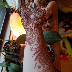 Heavenly  Henna  by  Leah