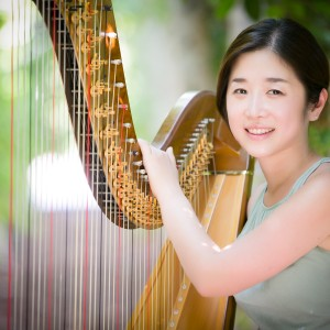 Hee Jin Yoon - Harpist / Wedding Musicians in Fullerton, California