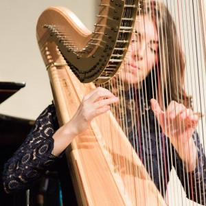 Helen Cooley, harpist - Harpist in Midland, Texas