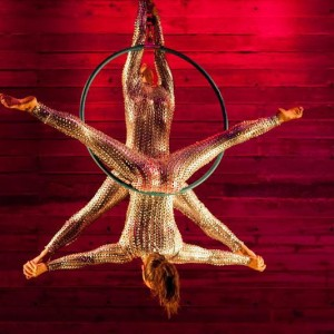 Helium Aerial Dance - Aerialist / 1920s Era Entertainment in New York City, New York