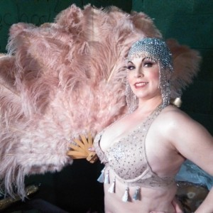 Hellcat Harlowe Burlesque - Burlesque Entertainment / Dancer in Charlotte, North Carolina