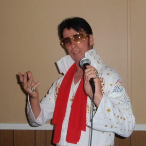 Helvisg - Elvis Impersonator in Deland, Florida