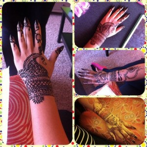 Henna Art & Browthreading - Henna Tattoo Artist / Hair Stylist in Gaithersburg, Maryland
