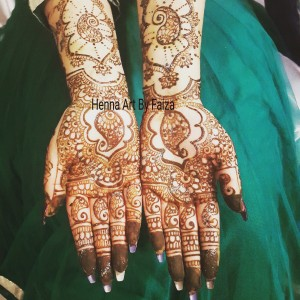 Henna Art By Faiza - Henna Tattoo Artist in Surrey, British Columbia