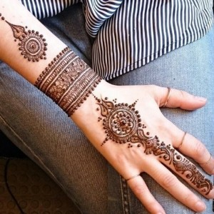 Henna art by Hetal - Henna Tattoo Artist in Redmond, Washington