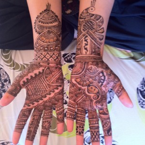 Jinal Henna Artist - Henna Tattoo Artist / College Entertainment in Asbury Park, New Jersey
