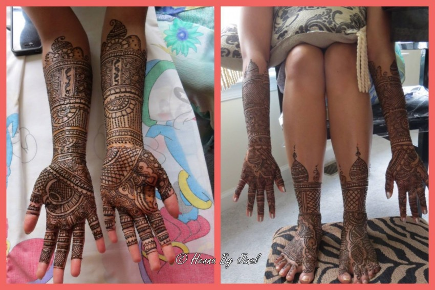 Henna Tattoo Jersey City Nj : Hire jinal henna artist tattoo in asbury