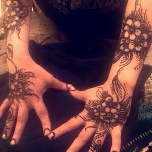 Henna body art - Henna Tattoo Artist in San Leandro, California