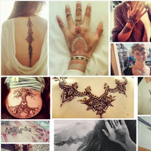 Henna Body Art - Temporary Tattoo Artist in Victoria, British Columbia
