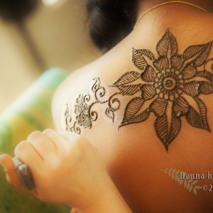 Henna by Afshan - Henna Tattoo Artist / Body Painter in Frisco, Texas