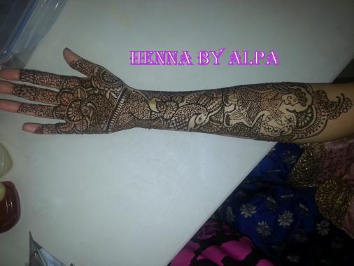 Hire henna by alpa henna tattoo artist in frisco texas for Henna tattoo richardson tx