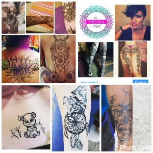 Henna by Angel - Henna Tattoo Artist / Face Painter in Houston, Texas