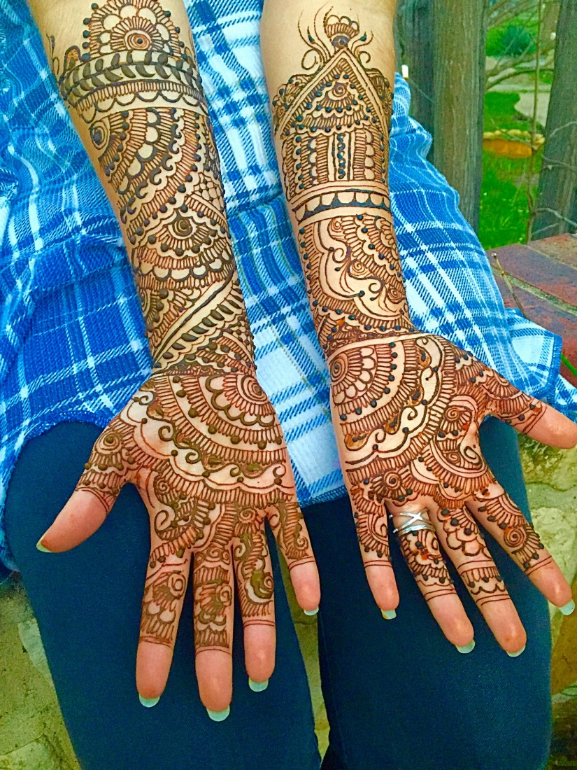 Mobile Henna Artist Los Angeles Ca: Henna Tattoo Artist In Los Angeles