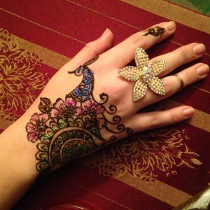 Henna by Dixita - Henna Tattoo Artist / Body Painter in Irvine, California