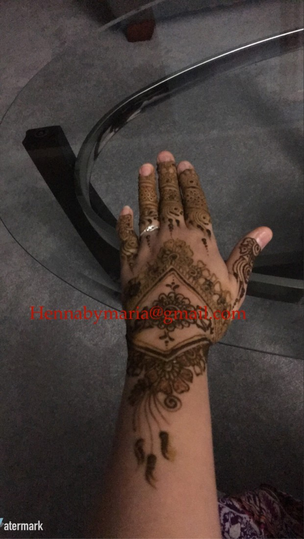 Henna Tattoo Artist Rental: Henna Tattoo Artist In Grafton