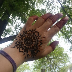 Henna by Nicole - Henna Tattoo Artist / Temporary Tattoo Artist in Winnipeg, Manitoba
