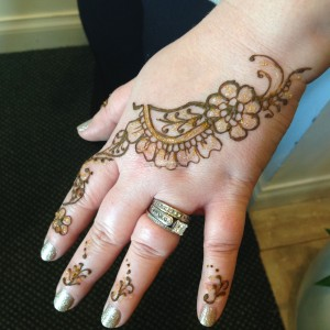 Henna By Salma - Henna Tattoo Artist in Arcadia, California