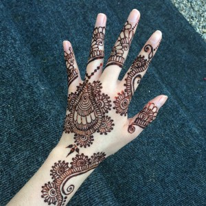 Henna By Yusra