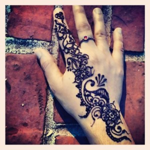 Henna! - Arts & Crafts Party in Cambridge, Massachusetts