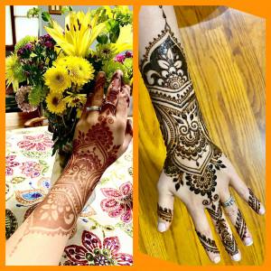 Henna Hands by Nida - Henna Tattoo Artist in Kansas City, Kansas