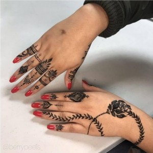 Henna in NYC - Parties and Bridal - Henna Tattoo Artist / Body Painter in New York City, New York