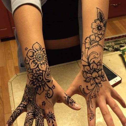 Hire Henna Jagua Body Art Henna Tattoo Artist In Painesville Ohio