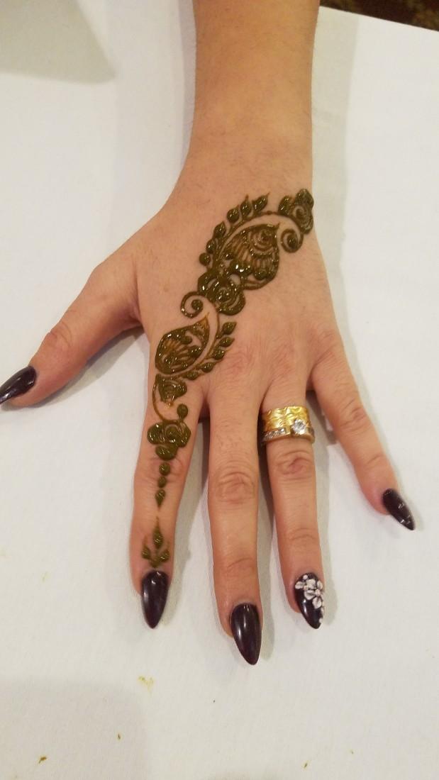 Henna Tattoo Artist Rental: Henna Tattoo Artist In San Diego