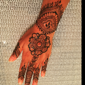 Henna - Henna Tattoo Artist in Salt Lake City, Utah