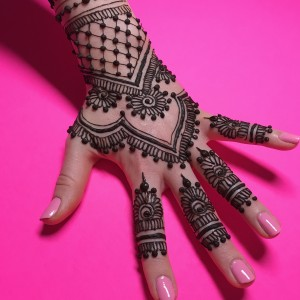 Nikliti5 Henna - Henna Tattoo Artist in Chicago, Illinois