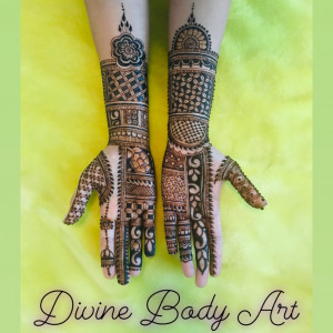 Divine Body Art Henna (Mehandi) Artist - Henna Tattoo Artist in Atlanta, Georgia