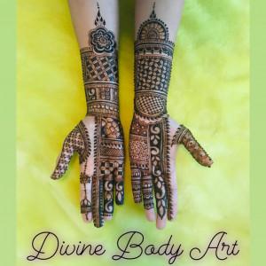 Divine Body Art Henna (Mehandi) Artist - Henna Tattoo Artist / College Entertainment in Atlanta, Georgia