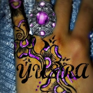 Yusra - Henna Tattoo Artist / Body Painter in St Catharines, Ontario