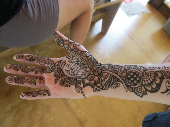 Henna Tattoo Chicago : Hire funhenna henna tattoo artist in chicago illinois