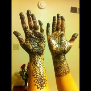 Henna by Pavithra - Henna Tattoo Artist in Urbana, Maryland