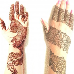 Henna Tattoo by Suchi - Henna Tattoo Artist / Body Painter in Redmond, Washington