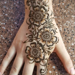 Hire Henna Tattoos - Henna Tattoo Artist in Brandon, Florida