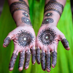 Henna tattoos by Nehal Patel - Arts & Crafts Party in Greenville, South Carolina
