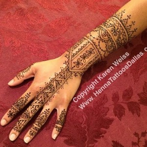 Henna Tattoos Dallas