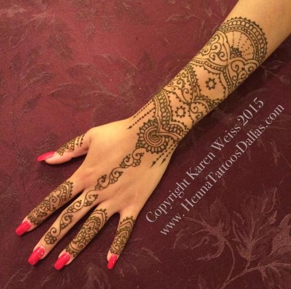 Henna Tattoo Artist Rental: Henna Tattoo Artist In Dallas