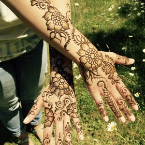 Henna Art by Sangita - Henna Tattoo Artist / Face Painter in Daytona Beach, Florida