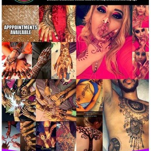 HennaLife365 by Rabia - Henna Tattoo Artist / Body Painter in Omaha, Nebraska