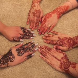 Henna/Mendhi - Arts & Crafts Party in Seattle, Washington