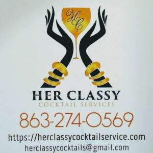 Her Classy Cocktail Services, LLC - Bartender / Wedding Services in Lakeland, Florida