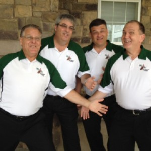 Here Comes Treble-Barbershop Quartet - Barbershop Quartet / A Cappella Group in Haddonfield, New Jersey