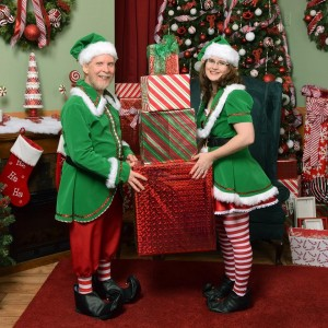 Hermey and Peppermint Elf - Holiday Entertainment in Champlin, Minnesota