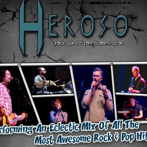 Heroso - Cover Band / Rock Band in Bloomington, Illinois