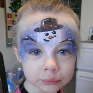 Herz Face Painting - Face Painter in Webster, New York