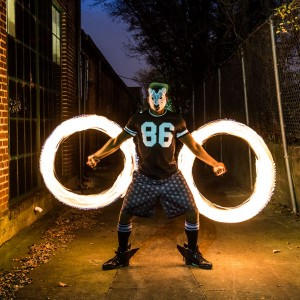 Metatron - Fire Performer in Los Angeles, California